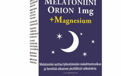 Melatonin kan underlätta insomnandet
