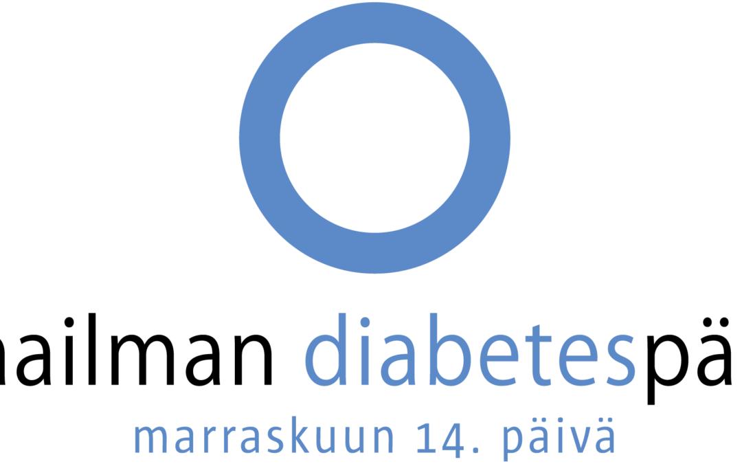 Maailman Diabetespäivä 14.11.2019